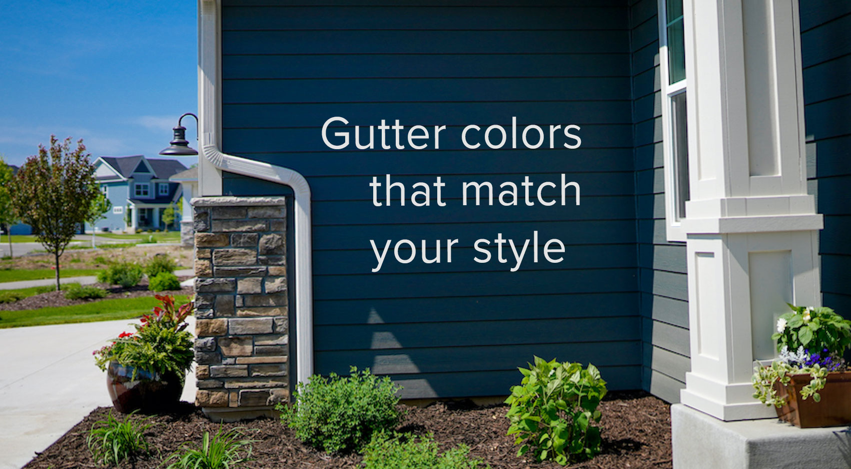 Gutter Colors